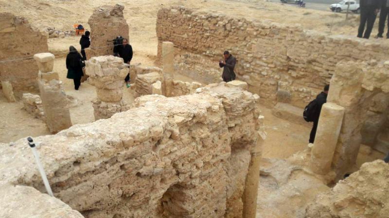 Site archéologique de Castilia