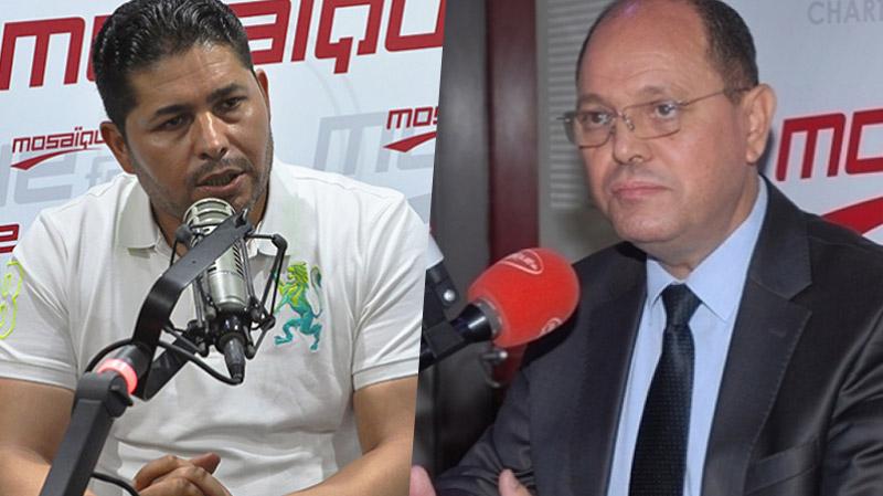 Slim Besbes et Mohamed Ammar dans Midi Show