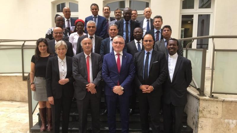 Slim Khalbous élu Recteur de l'Agence universitaire de la Francophonie