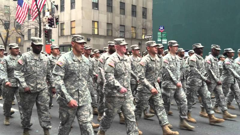 Soldat américains