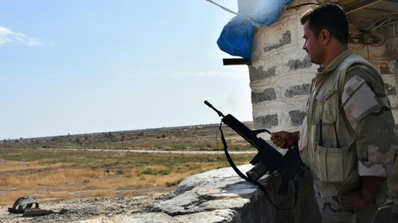 soldat kurde