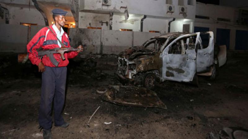 Somalie: 18 morts dans les attentats à Mogadiscio