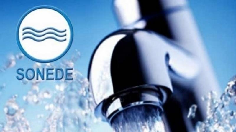 Sonede: Avis de perturbation  dans la distribution de l'eau potable