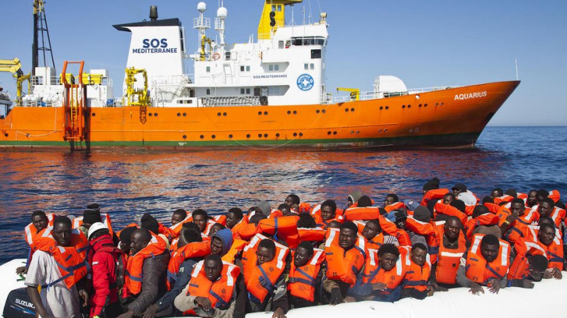 SOS-Méditerranée