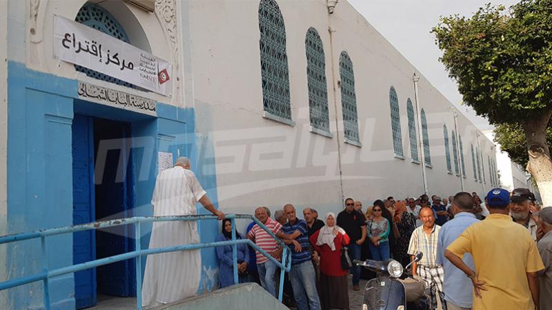 Sousse: des infractions dès le début du vote