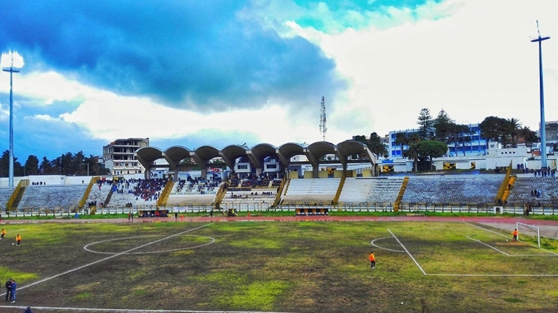 stade 15 octobre à Bizerte