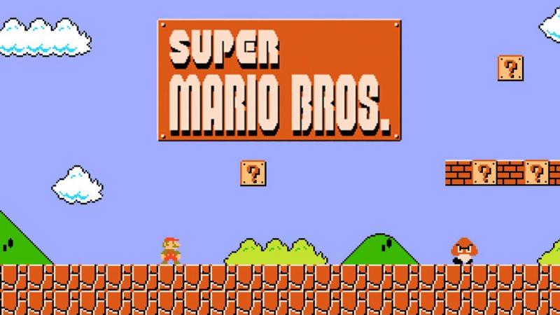 Super Mario Bros: Un exemplaire vendu à 100 000 dollars