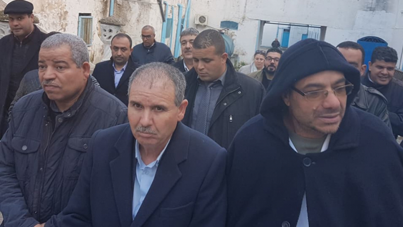 Tabboubi dénonce les conditions de travail au sein d'une société