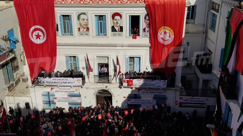 Taboubi: Les syndicalistes protecteurs de la Tunisie