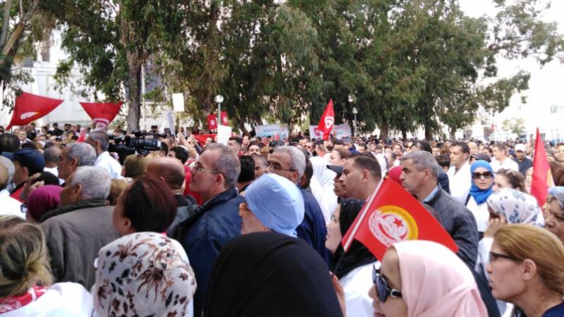 Taboubi: Nous envahirons les rues le 22 novembre