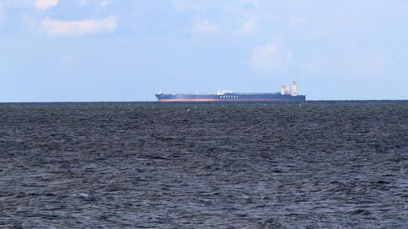 tanker iranien