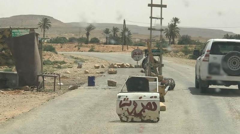 Tataouine : Chahed tient une réunion sécuritaire d'urgence