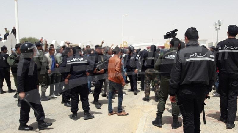 Tataouine manifestations
