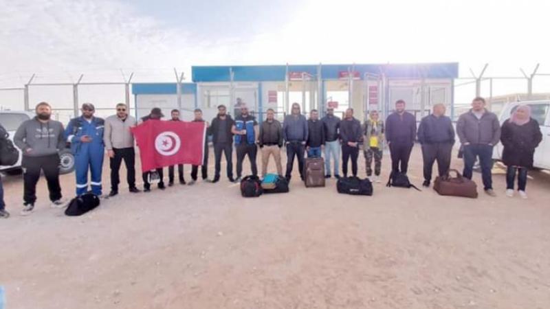 Tataouine: Manifestations aux champs Nawara et Al Ouaha