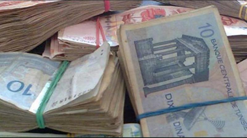 Tataouine: Saisie d'une importante somme d'argent