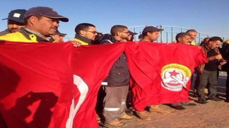 Tataouine : Sit-in des agents de la Sitep à El Borma