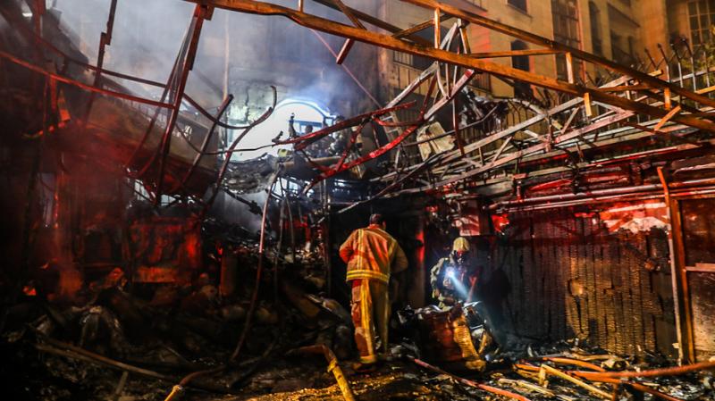 Explosion à Téhéran: 18 morts dans une clinique