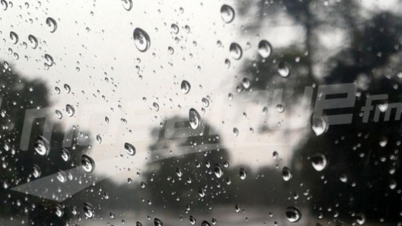 Temps pluvieux pour samedi 25 mai