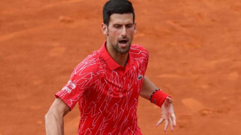 Djokovic, désormais  négatif au coronavirus