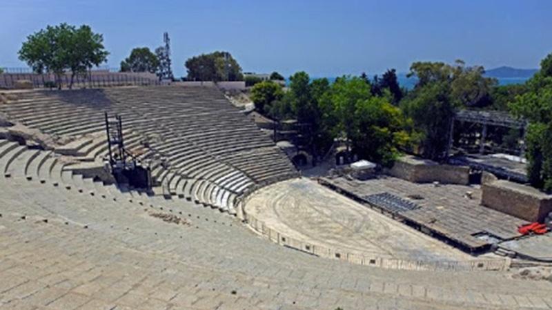 théâtre de Carthage