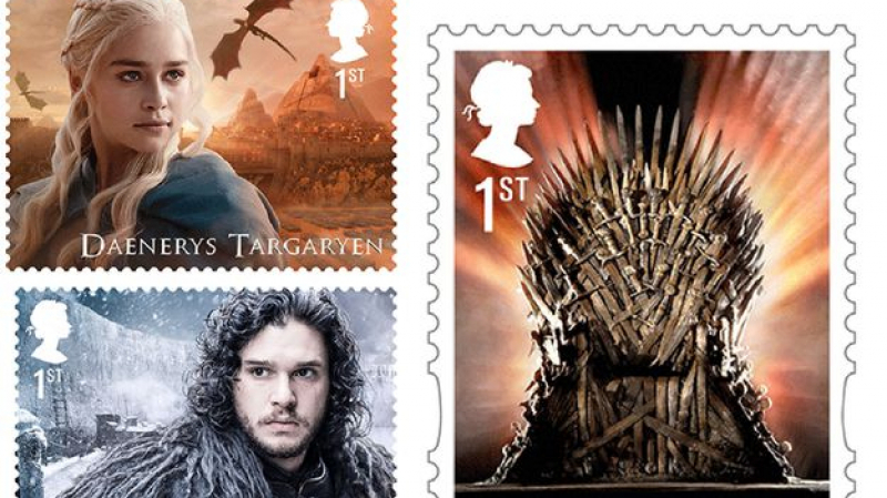 timbres-game of thrones