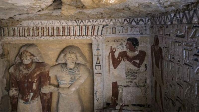 tombe Saqqara