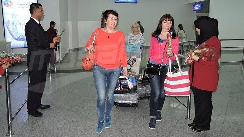 touristes russes