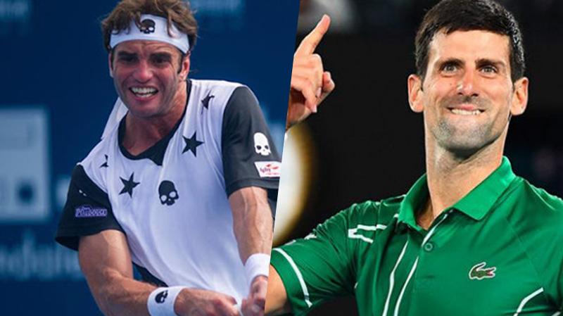 Tournoi de Dubai : Décidément, Djokovic trop fort pour Jaziri