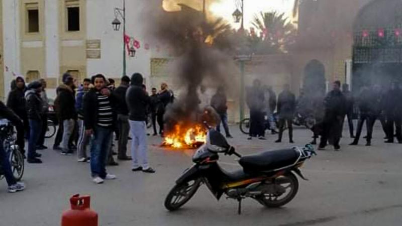 Blocage de la distribution du gaz; Tozeur appelle l'Etat à intervenir