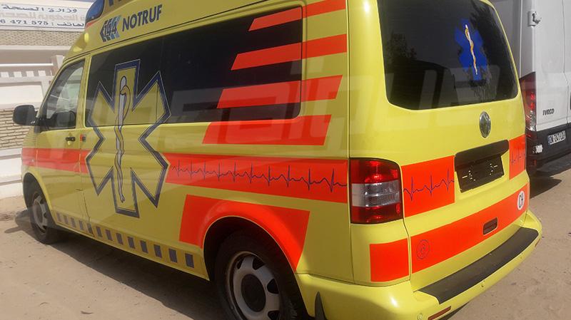 Tozeur: Un médecin tunisien en Suisse fait don d'ambulances