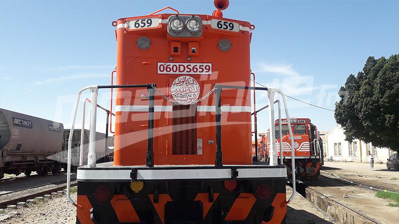 train phosphate