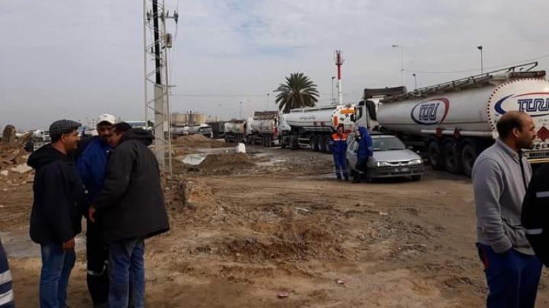 transporteurs carburant