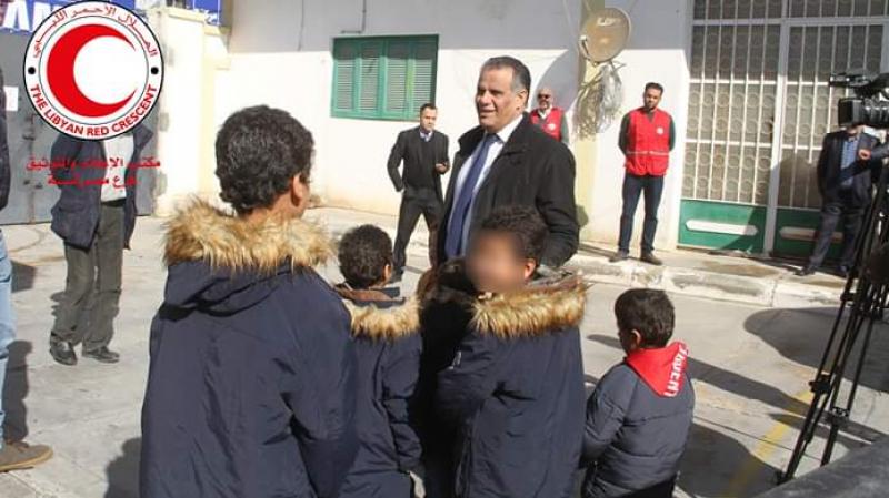 Trente six enfants tunisiens encore bloqués en Libye