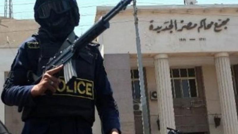 Tribunal militaire-Egypte