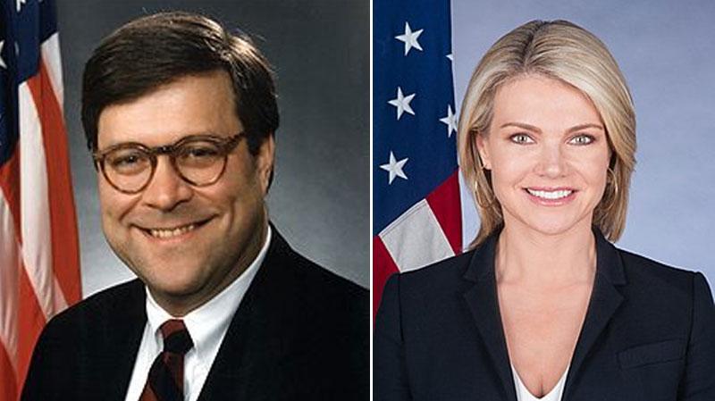 Trump comble deux postes vacants dans son cabinet