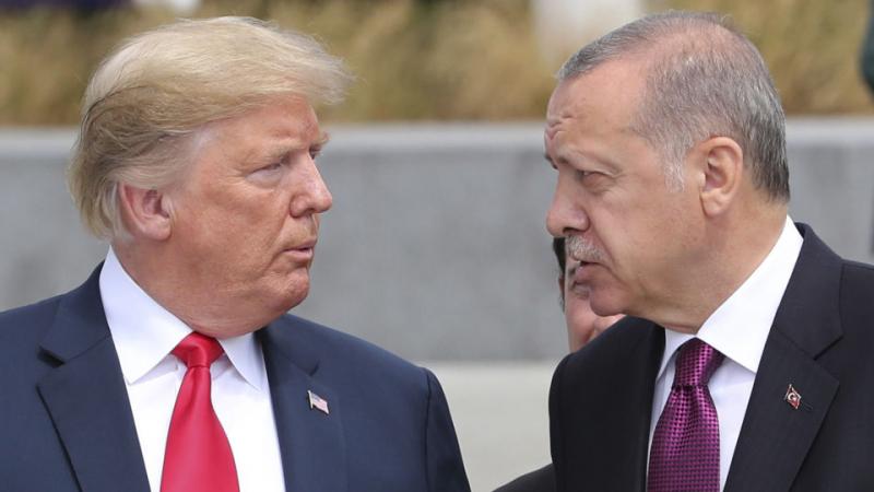 trump et Erdogan