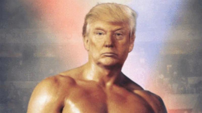 Trump-Rocky
