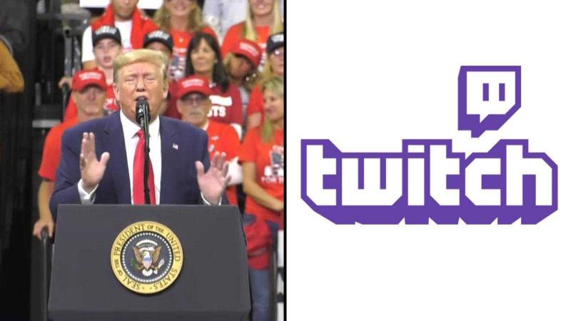 trump-Twitch