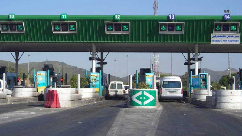 Tunisie autoroutes