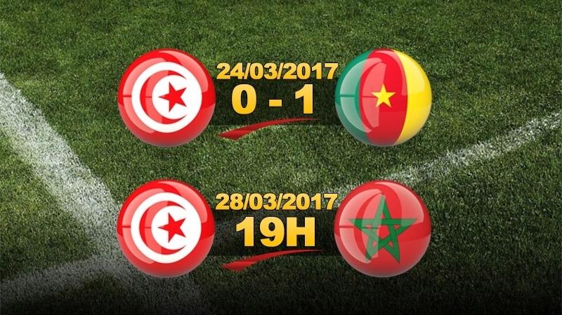 Tunisie-Cameroun