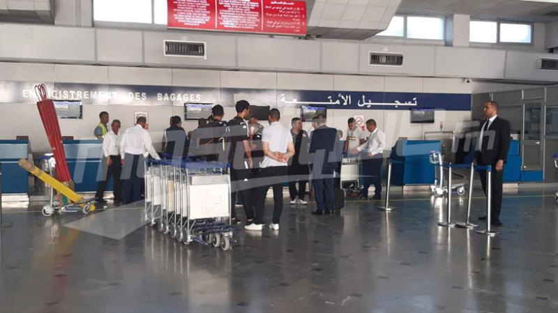 tunisie-départ