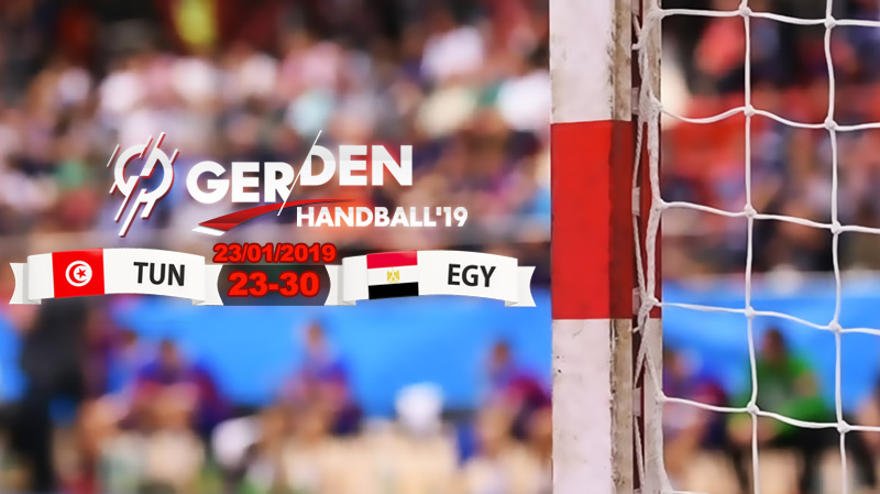 tunisie-egypte-handball