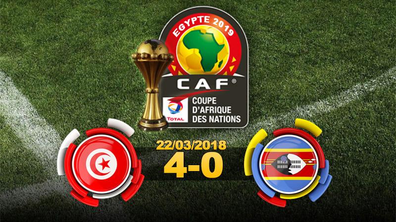 tunisie eswatini