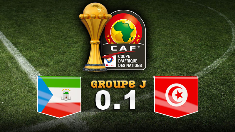Tunisie-Guinée équatoriale