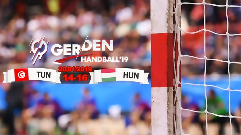 Tunisie, Hongrie