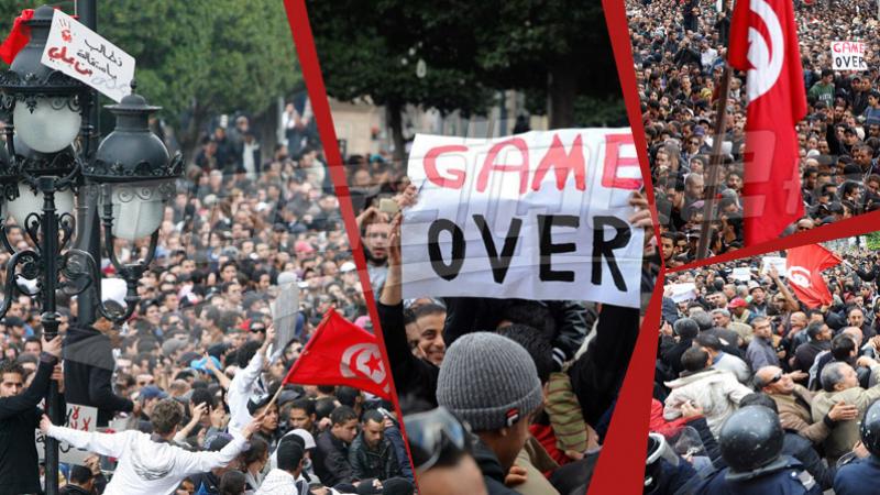 tunisie-révolution