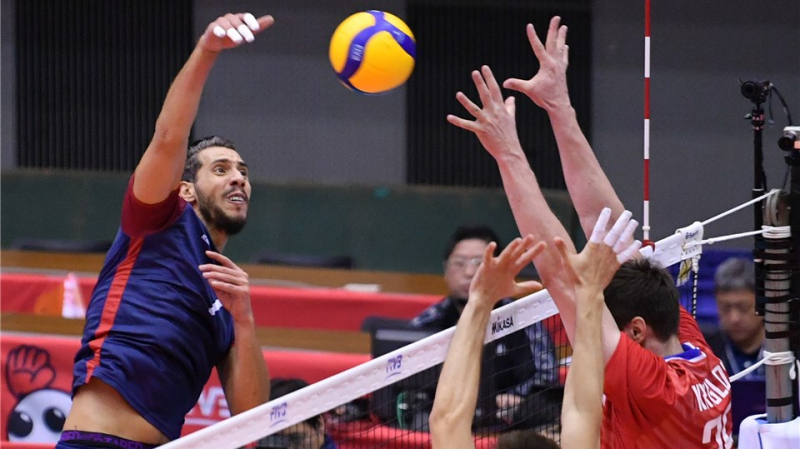 tunisie-russie-volley