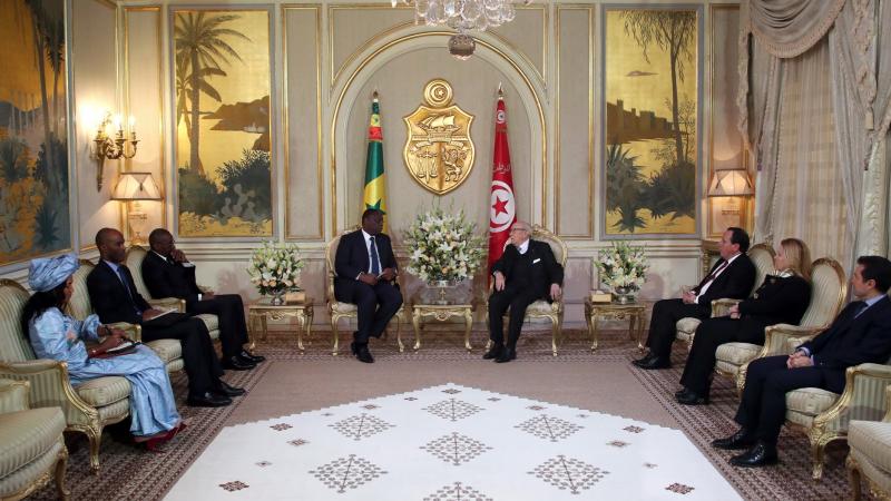 tunisie sénégal