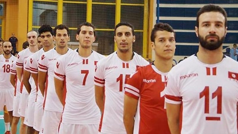 tunisie-volley
