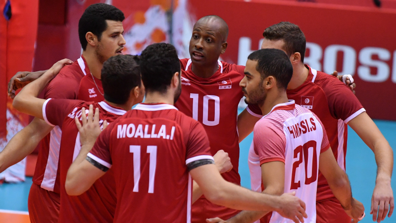 tunisie-volleyball